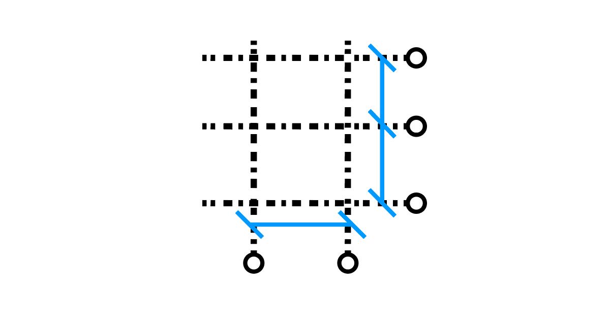Auto dimension grids image