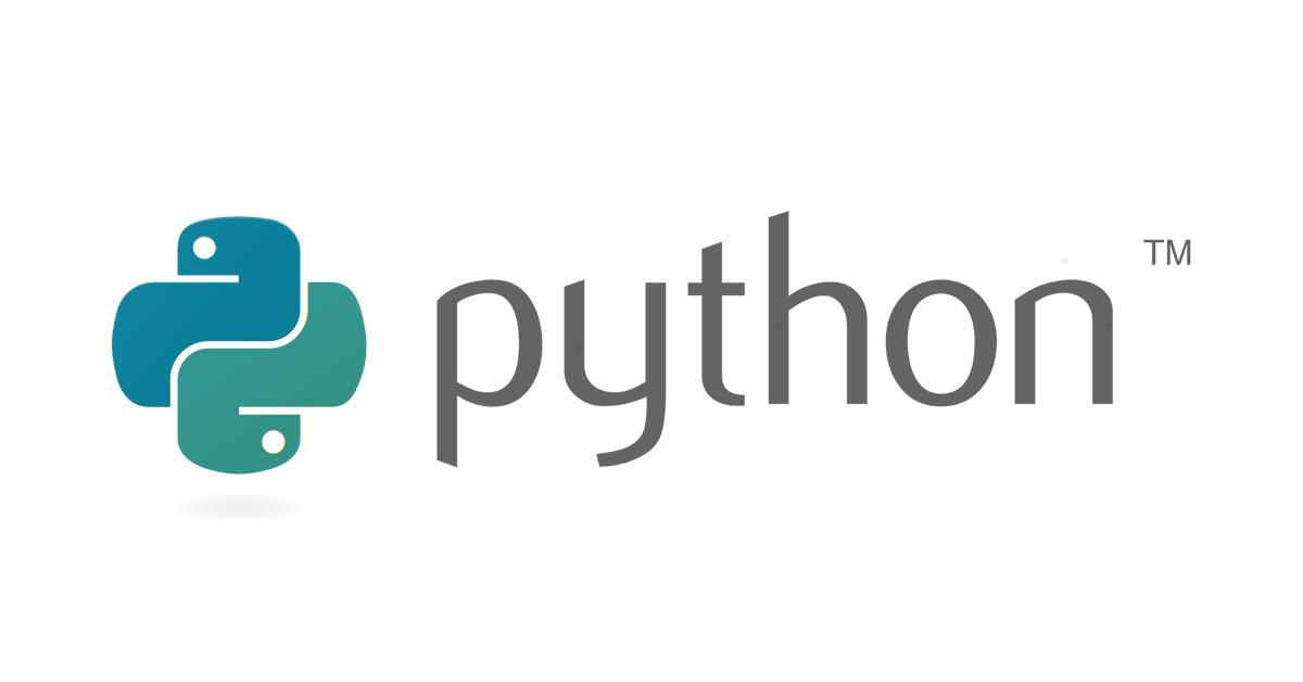 Python Blue Logo