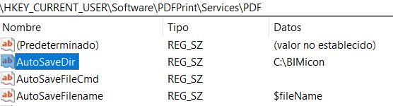 Batch Print Registry PDF